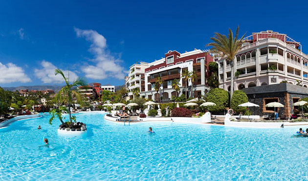 Dreamplace hotels resorts lanzarote und teneriffa pro for Design hotels teneriffa